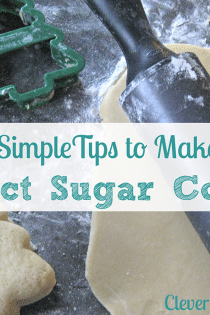 How To Make The Best Sugar Cookie : Easy Sugar Cookies Recipe