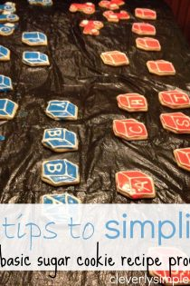6 Tips to Simplify The Basic Sugar Cookie Recipe Process