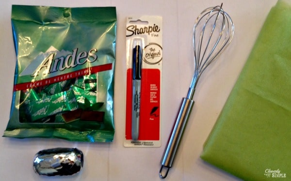 Whisk You Merry Christmas Supplies