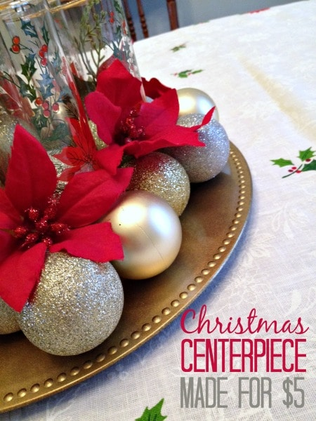 Christmas Centerpiece $5