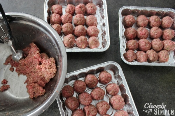 Easy Recipes with Ground Beef Meatballs