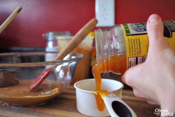 Honey Granola Bar Recipe