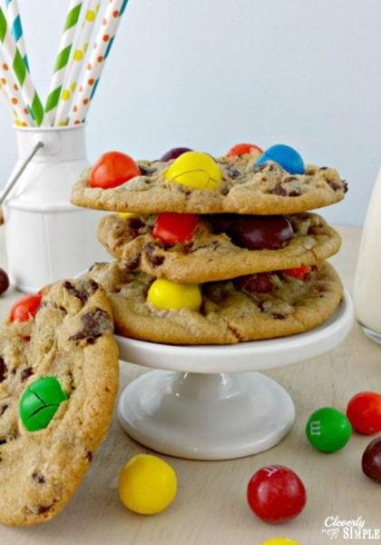 MMs cookie recipe
