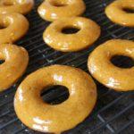 baked pumpkin donut recipe