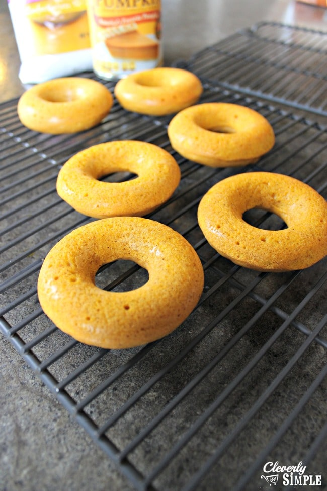 pumpkin doughnuts recipe donut