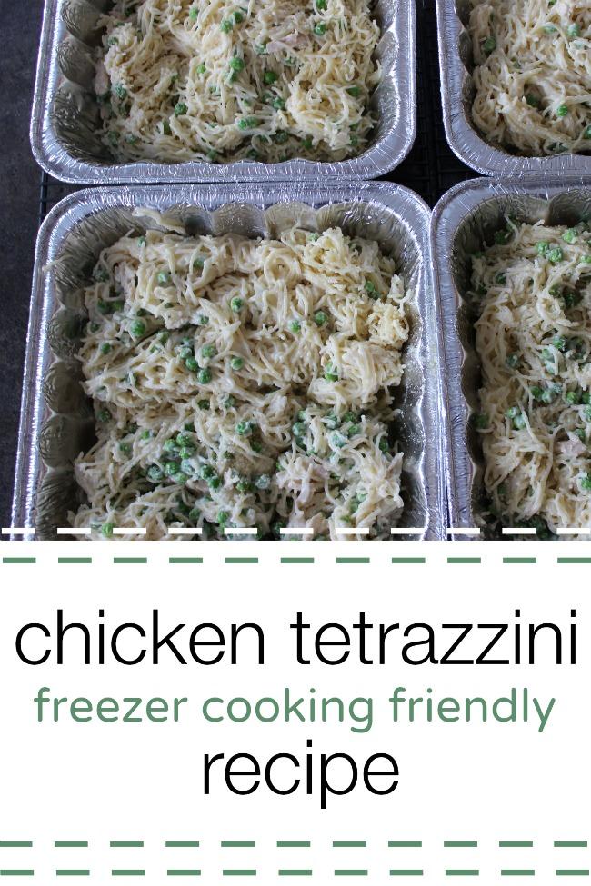 recipe chicken tetrazzini