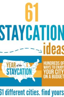61 Staycation Ideas : Enjoy Your City on a Budget
