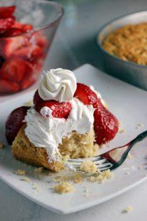 Easy Homemade Strawberry Shortcake Recipe