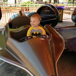 two year old at cedar point