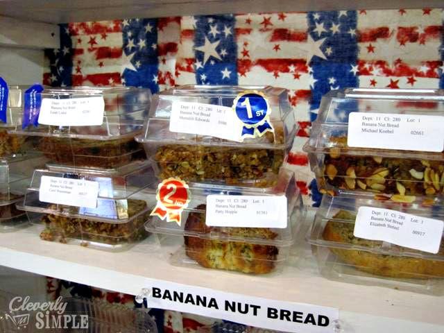 Banana Nut Bread Winner