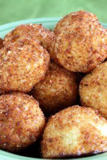 Cauliflower Tots Recipe