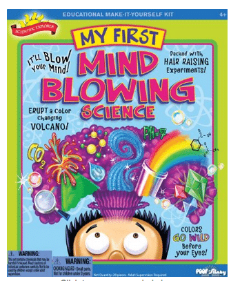 POOF-Slinky - Scientific Explorer My First Mind Blowing Science Kit, 11-Activities, 0SA221