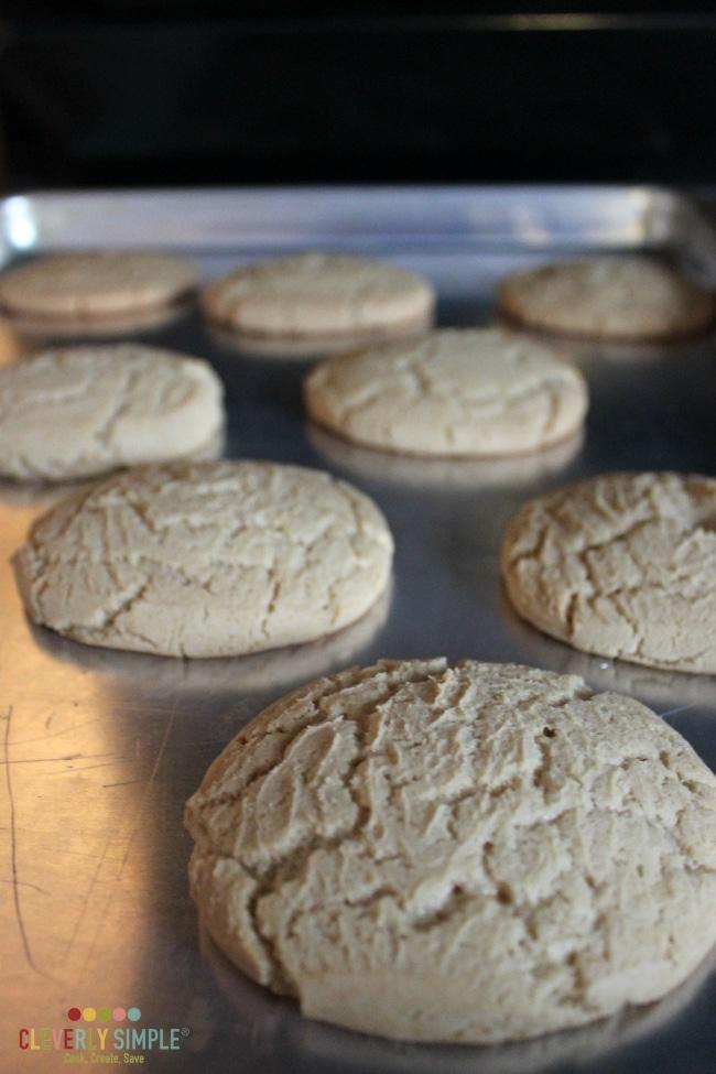 Butterscotch Cookies Baked