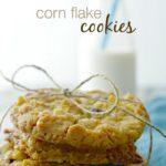 Corn flake Cookies Homemade Recipe