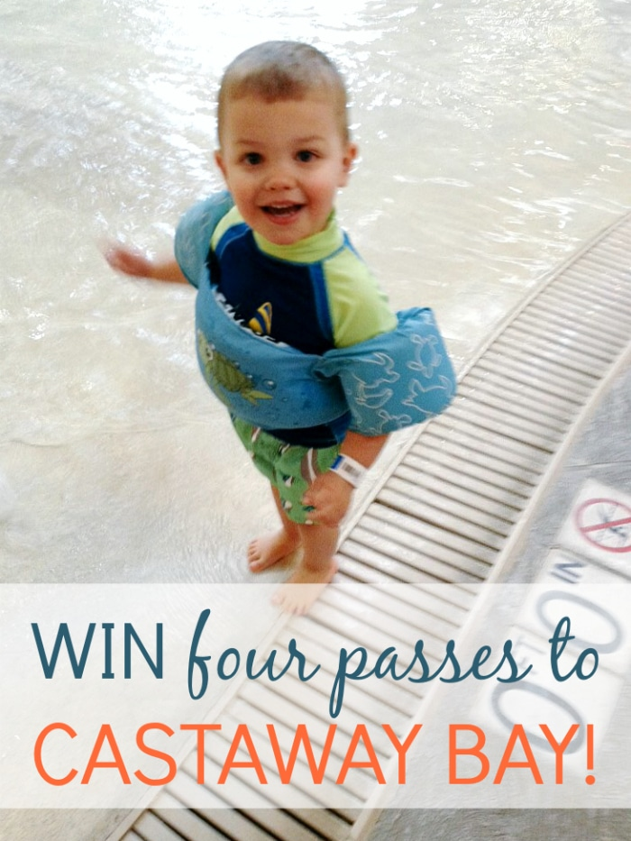 Castaway Bay Coupon Code and Giveaway