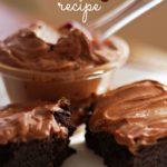 chocolate icing recipe