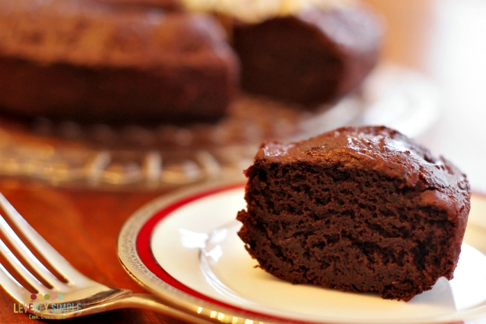 the best quick simple chocolate cake