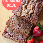 homemade strawberry bread recipe