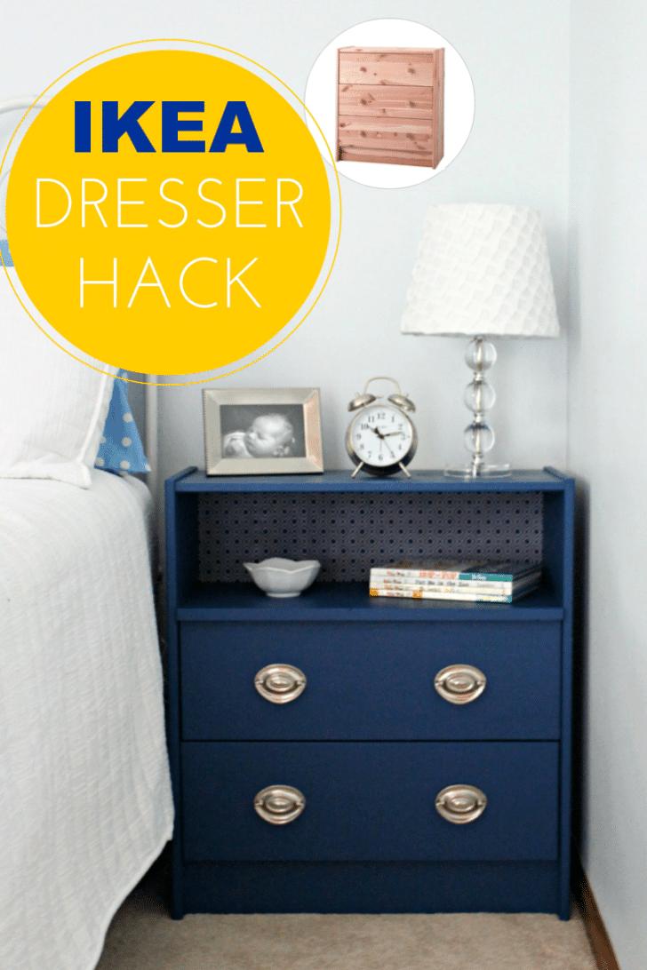 Ikea Dressers Rast Hack