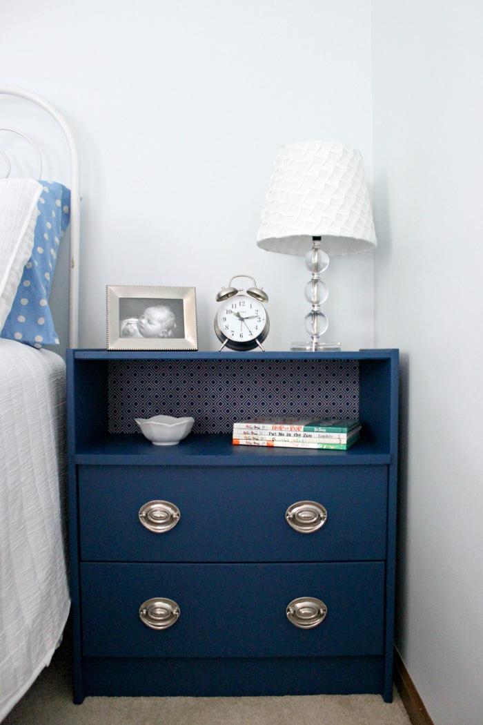 Ikea shelf hack rast