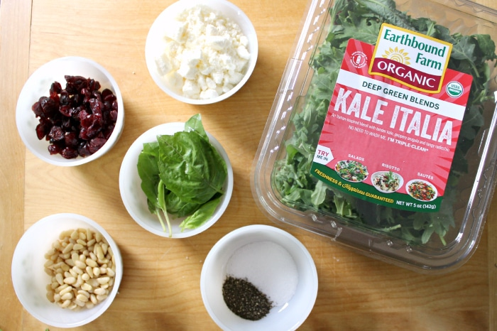 Kale Summer Orzo Pasta Recipe