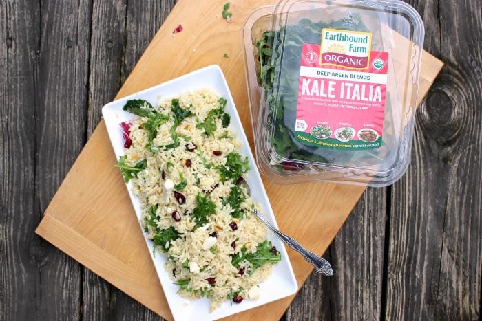 earthbound farm kale italia orzo pasta