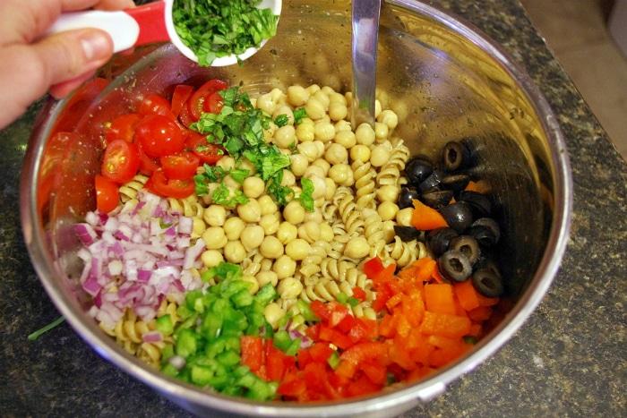 easy pasta salad