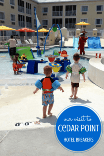 Our Family Vacation To Hotel Breakers At Cedar Point