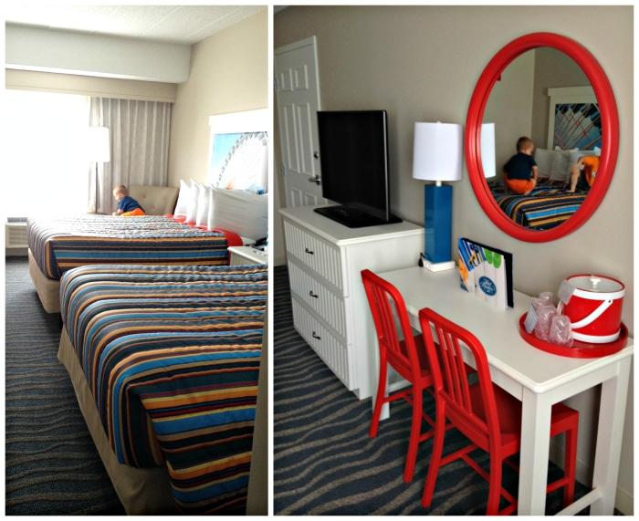 new room as hotel breakers