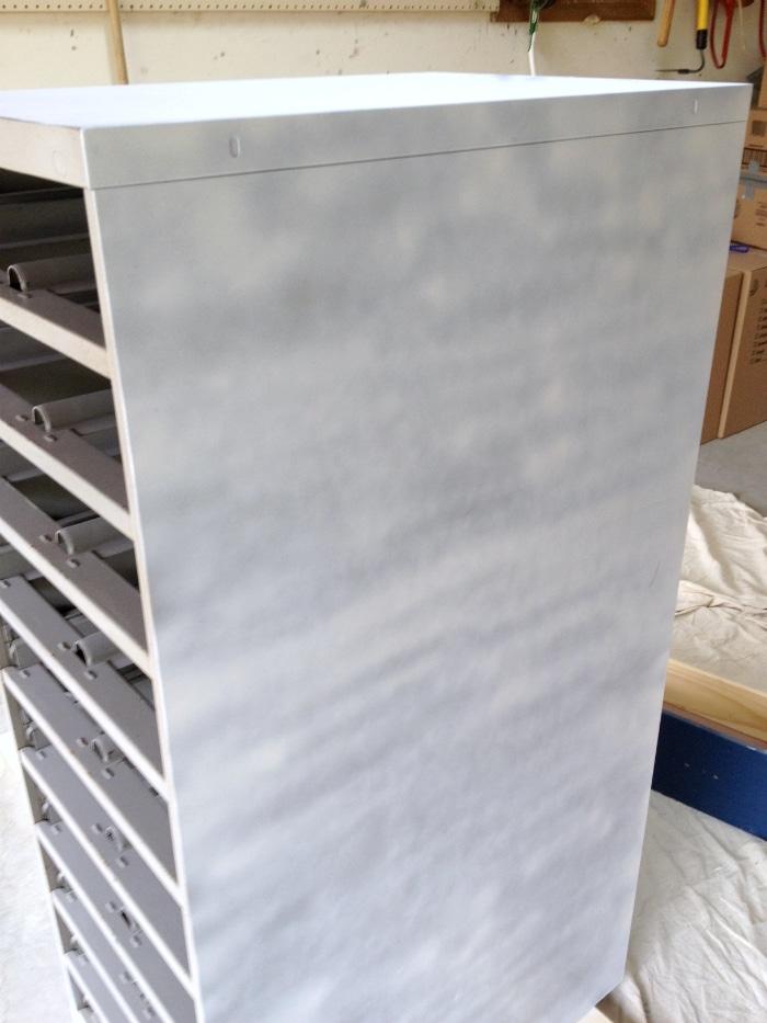 spray paint problems