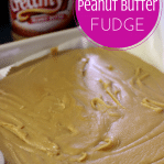 Peantut Butter Fudge Recipe