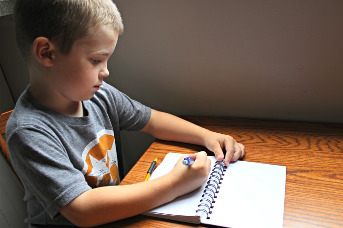 bic kids write