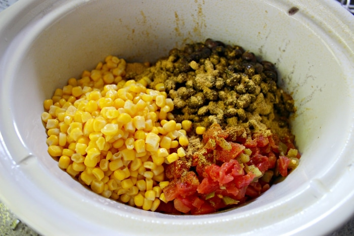 slow cooker taco filling easy