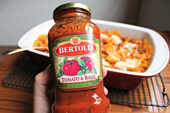 bertolli taste of italy