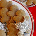 feature - best Gingerbread cookies recipe
