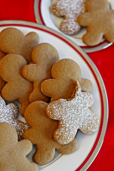 feature - best Gingerbread cookies recipe