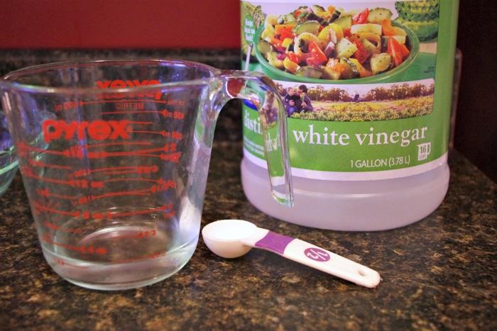vinegar in easy pie crust