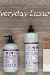 How to Get Mrs. Meyer's Everyday Luxury Kit for FREE  (Limited Time)