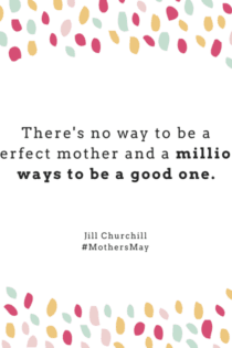 Motherhood:  All Love Begins and Ends There