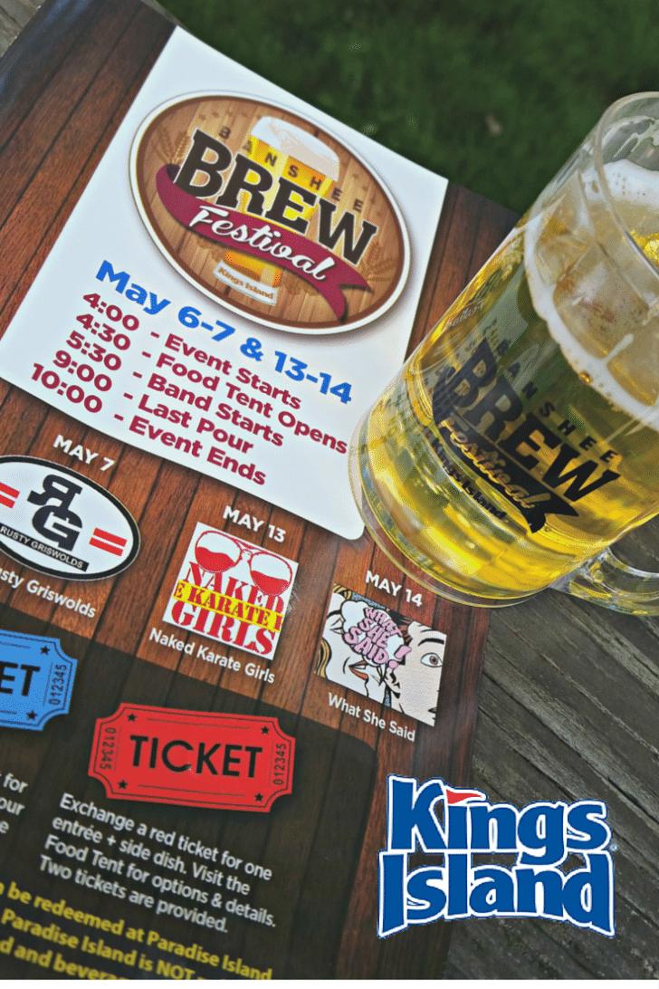 Kings Island Mason, Ohio - Banshee Brew (1)