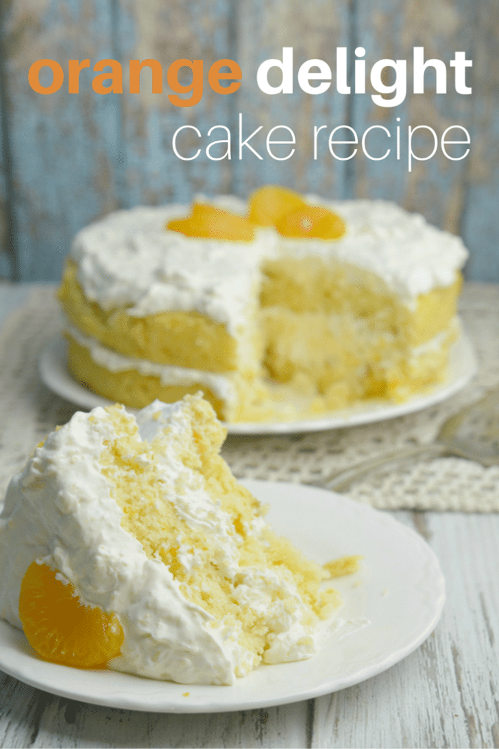 Easy Pineapple Cake With Cool Whip And Cake Mix