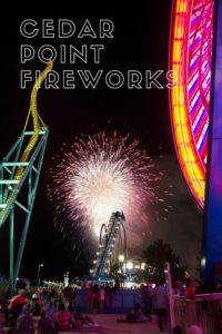 Cedar Point Fireworks