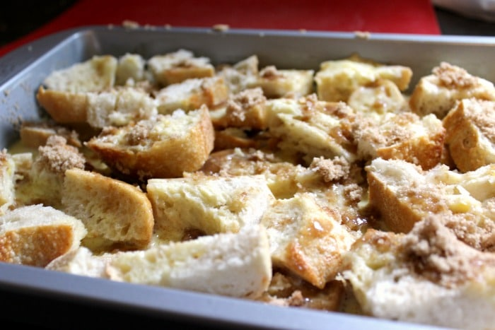 easy french toast casserole 4