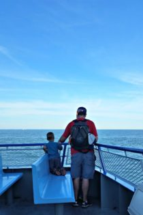 Our Trip On The Miller Ferry to Put-in-Bay