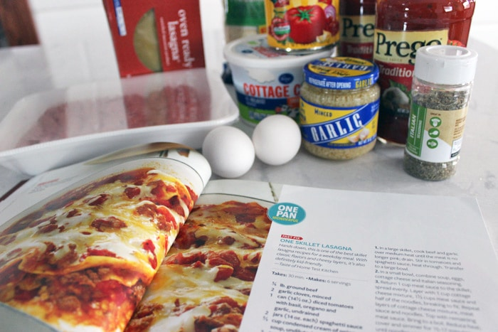 Skillet Lasagna-8