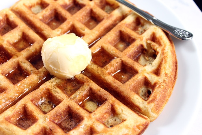 The Best Homemade Waffle Recipe with Seattle's Best Coffee ...