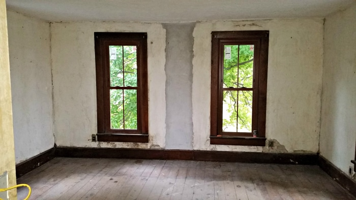 farmhouse renovation master bedroom week 11