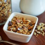 simple homemade granola-10
