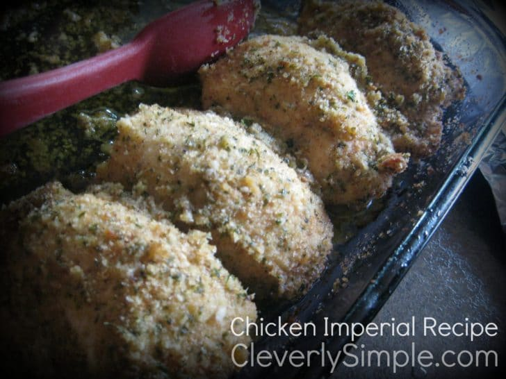 Chicken Imperial Recipe