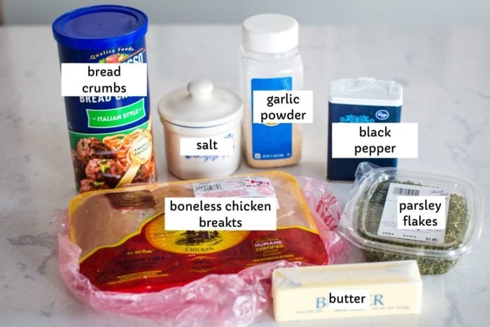chicken imperial ingredients
